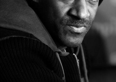 Fotografia portretowa - Marcus Miller