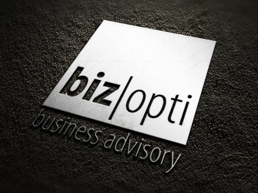 BizOpti – logotyp