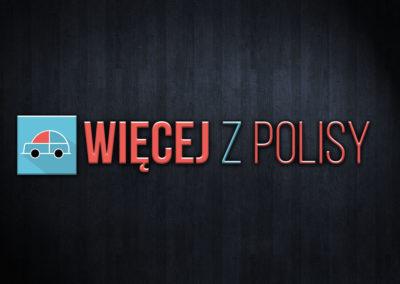 Logotyp kancelarii finansowej Więcej z Polisy