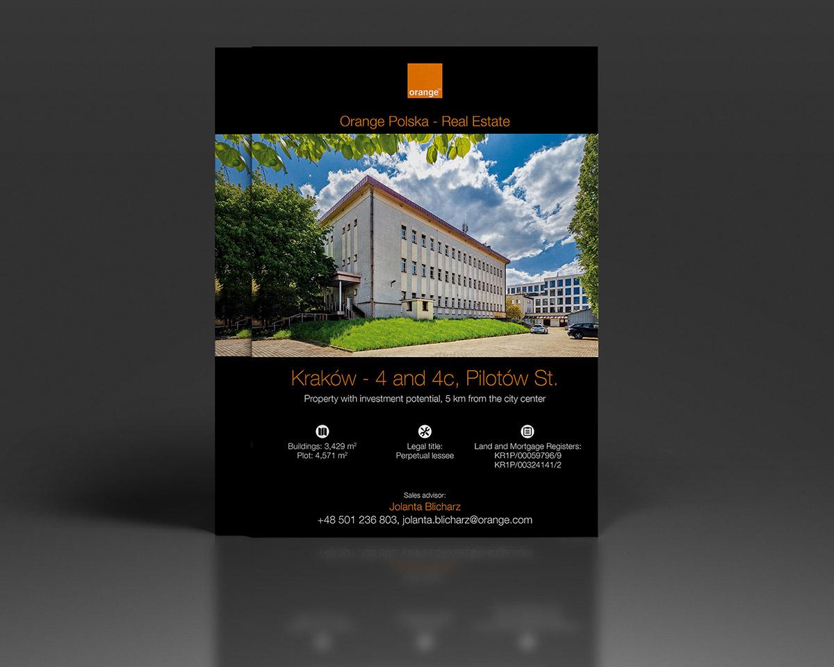 Art Media Factory - Orange Nieruchomości - karty nieruchomości