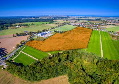 Fotografia dronowa i lotnicza - Nieruchomości Orange
