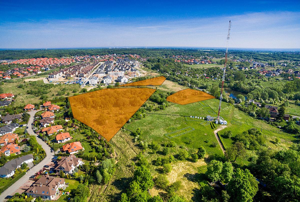 Fotografia lotnicza i dronowaFotografia budynków i nieruchomości gruntowychz lotu ptaka