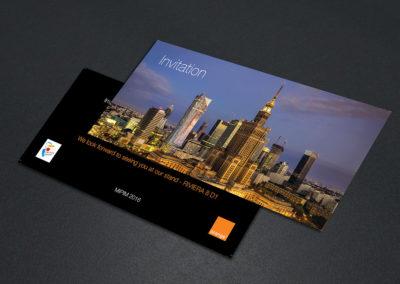 Zaproszenie na targi branżowe rynku nieruchomości - Nieruchomości Orange