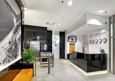 Budynek biurowy Octava Property Trust - Baltic Business Cente - Gdynia