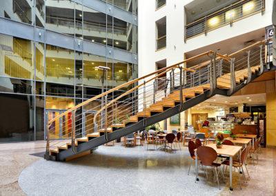 Budynek biurowy Octava Property Trust - Alfa Plaza - Gdynia