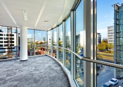 Budynek biurowy Immofinanz Group - Crown Tower - Warszawa