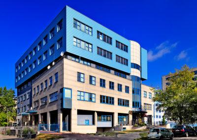 Budynek biurowy Octava Property Trust - Warssawa, Obrzezna 7