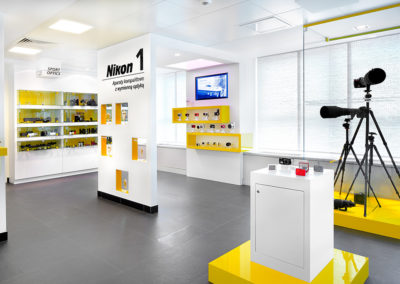 Nikon Showroom - Warszawa