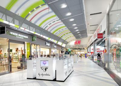 Fotografia reklamowa - Architektura - Centrum Handlowe Sarni Stok - Bielsko-Biała