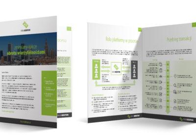 Foldery, katalogi, ulotki - Forum Debitum