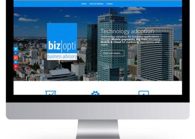 Strony internetowe - BizOpti
