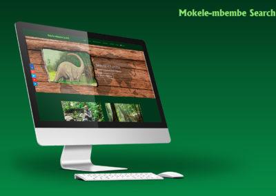 Strony internetowe - Mokele Mbembe