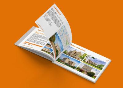 Folder nieruchomośc i komercyjnej - Nieruchomości Orange