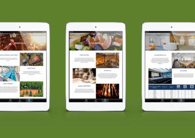 Strona www - Ośrodek konferencyjny Orange Szkolenia - Serock