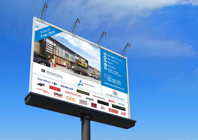 Outdoor - billboardy - Acteeum Central Europe