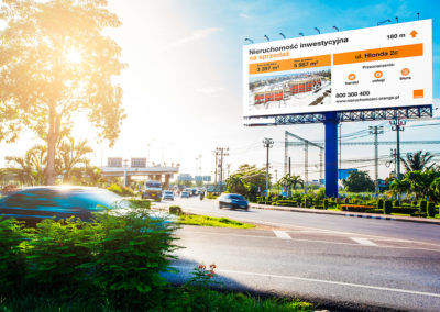 Outdoor - billboardy - Nieruchomości Orange